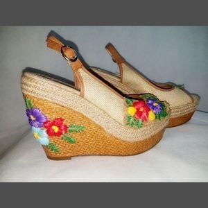 Poetic license high heels size 8
